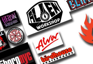 80s Skateboard brands