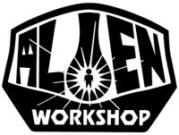 Alien Workshop skateboard brand logo