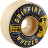 Spitfire 99a wheels for best skateboard for beginners