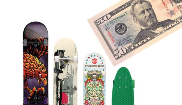 Complete Skateboards Under 50 Dollars – Search wisely