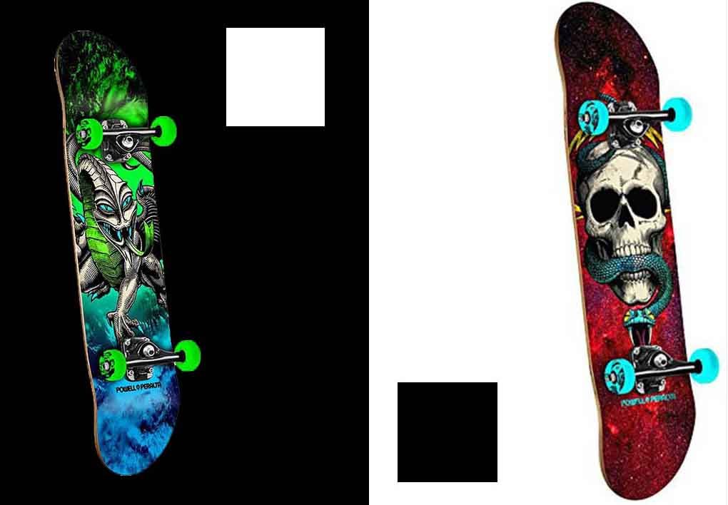 Powell Peralta Flight Deck review - YouTube